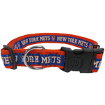 MET-3036-XL - New York Mets Extra Large Dog Collar