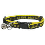 MI-5010 - Michigan Wolverines - Cat Collar