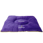 MIN-3188 - Minnesota Vikings - Pet Pillow Bed