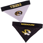 MIZ-3217 - Missouri Tigers - Home and Away Bandana