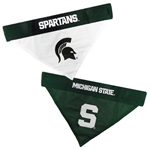 MS-3217 - Michigan State Spartans - Home and Away Bandana