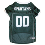 MS-4006 - Michigan State Spartans - Football Mesh Jersey