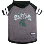 MS-4044 - Michigan State Spartans - Hoodie Tee