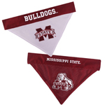 MSU-3217 - Mississippi State Bulldogs - Home and Away Bandana