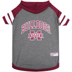 MSU-4044 - Mississippi State Bulldogs - Hoodie Tee