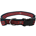 NAT-3036-XL - Washington Nationals Extra Large Dog Collar