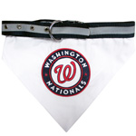 NAT-4005 - Washington Nationals - Collar Bandana