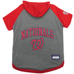 NAT-4044 - Washington Nationals - Hoodie Tee
