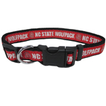 NCS-3036 - NC State Wolfpack - Dog Collar