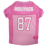 NCS-4019 - NC State Wolfpack - Pink Mesh Jersey