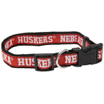 NE-3036 - Nebraska Huskers - Dog Collar