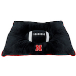 NE-3188 - Nebraska Huskers - Pet Pillow Bed