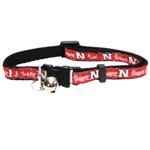 NE-5010 - Nebraska Huskers - Cat Collar