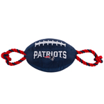 NEP-3121 - New England Patriots - Nylon Football Toy
