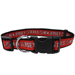 NJD-3036 - New Jersey Devils® - Dog Collar