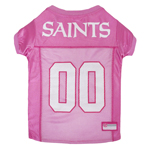 NOS-4019 - New Orleans Saints - Pink Mesh Jersey