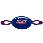 NYG-3121 - New York Giants - Nylon Football Toy