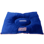 NYG-3188 - New York Giants - Pet Pillow Bed