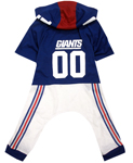 NYG-4050 - New York Giants - Pet Onesie