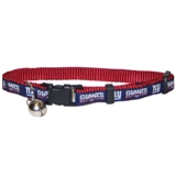 NYG-5010 - New York Giants - Cat Collar