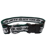 NYJ-3036-XL - New York Jets Extra Large Dog Collar