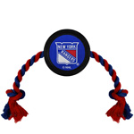 NYR-3233 - New York Rangers® - Hockey Puck Toy
