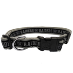 OAK-3036-XL - Oakland Raiders Extra Large Dog Collar