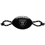 OAK-3121 - Oakland Raiders - Nylon Football Toy