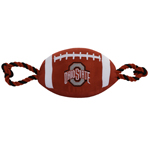 OH-3121 - Ohio State Buckeyes - Nylon Football Toy