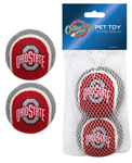 OH-3189 - Ohio State Buckeyes - Tennis Ball 2-Pack