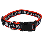 OIL-3036 - Edmonton Oilers®- Dog Collar