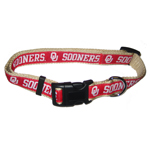 OK-3036 - Oklahoma Sooners - Dog Collar