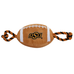 OKS-3121 - Oklahoma State Cowboys - Nylon Football Toy
