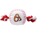 ORL-3105 - Baltimore Orioles - Nylon Baseball Toy