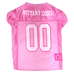 PA-4019 - Penn State Nittany Lions - Pink Mesh Jersey