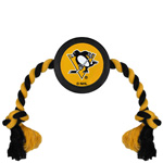 PEN-3233 - Pittsburgh Penguins® - Hockey Puck Toy