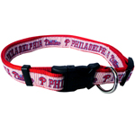 PHP-3036 - Philadelphia Phillies - Dog Collar