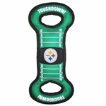 PIT-3030 - Pittsburgh Steelers - Field Tug Toy