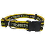 PIT-3036-XL - Pittsburgh Steelers Extra Large Dog Collar