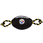 PIT-3121 - Pittsburgh Steelers - Nylon Football Toy