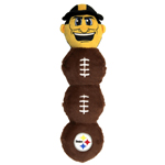 PIT-3226 - Pittsburgh Steelers - Mascot Long Toy