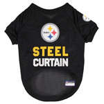 PIT-4000 - Pittsburgh Steelers - Steel Curtain Mesh Jersey