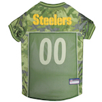 PIT-4060 - Pittsburgh Steelers - Mesh Camo Jersey