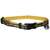 PIT-5010 - Pittsburgh Steelers - Cat Collar