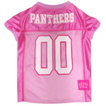 PT-4019 - Pittsburgh Panthers - Pink Mesh Jersey