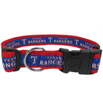 RAN-3036-XL - Texas Rangers Extra Large Dog Collar