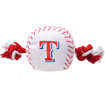 RAN-3105 - Texas Rangers - Nylon Baseball Toy