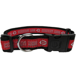 RED-3036-XL - Cincinnati Reds Extra Large Dog Collar
