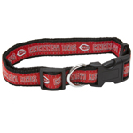 RED-3036 - Cincinnati Reds - Dog Collar