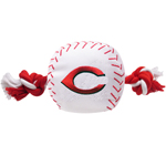 RED-3105 - Cincinnati Reds - Nylon Baseball Toy